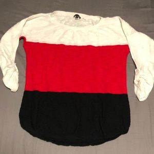 Express light knit shirt. Three colors size Medium